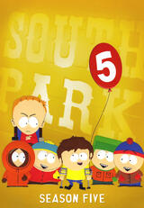 South Park - Staffel 5 - Poster