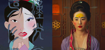 Mulan: Disneys Original & Remake