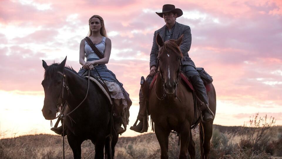Westworld - Staffel 2, Westworld - Staffel 2 Episode 2 mit Evan Rachel Wood und James Marsden