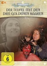 Der Teufel mit den drei goldenen Haaren - Poster