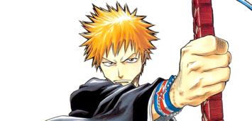 Bild zu:  Cover des 1. Volumes des Bleach-Mangas