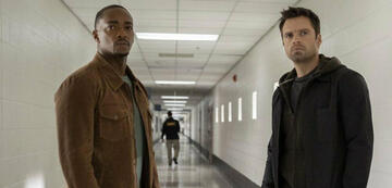 The Falcon and The Winter Soldier mit ganz viel Tiefe