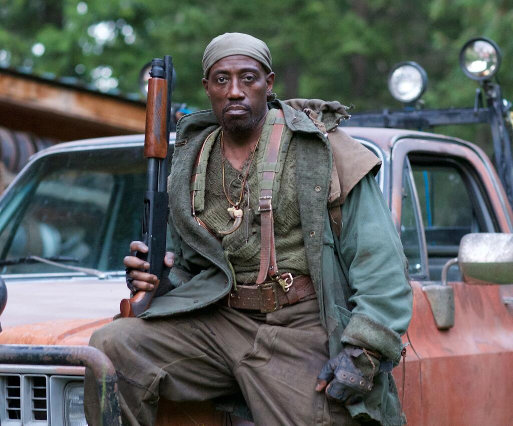 Final Recall   Film review - Wesley Snipe goes all weird