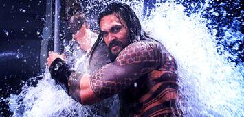 Bild zu:  Jason Momoa als Aquaman