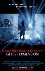 Paranormal Activity 5: Ghost Dimension - Poster