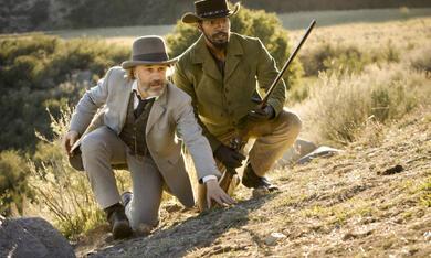 Django Unchained mit Christoph Waltz und Jamie Foxx - Bild 11