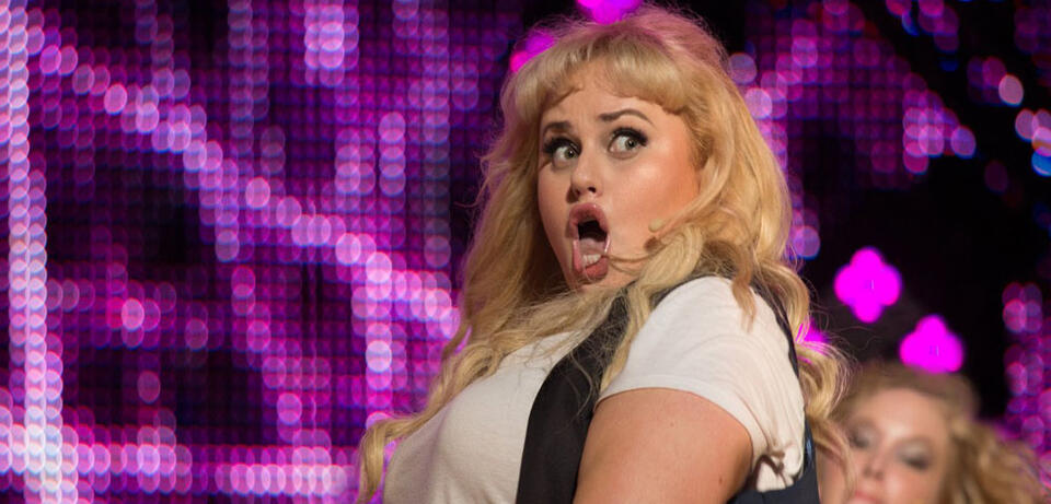 Pitch Perfect 2 mit Rebel Wilson