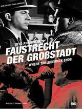 Faustrecht der Großstadt - Poster