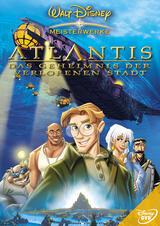 Atlantis - Das Geheimnis der verlorenen Stadt - Poster