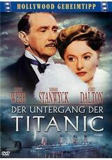 Der Untergang der Titanic - Poster