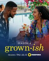Grown-ish - Staffel 4 - Poster