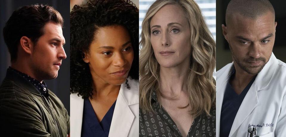 Grey's Anatomy - neues Material zu Staffel 14