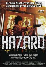 Hazard - Poster