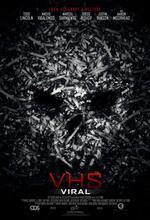 V/H/S: Viral Poster