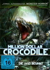 Million Dollar Crocodile - Die Jagd beginnt - Poster