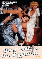 Der Mann im Pyjama - Poster