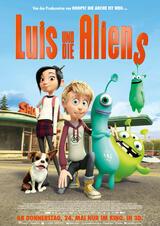 Luis und die Aliens - Poster