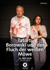 Tatort: Borowski und der Fluch der weißen Möwe - Poster