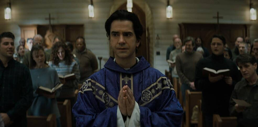 Midnight Mass, Midnight Mass - Staffel 1 mit Hamish Linklater