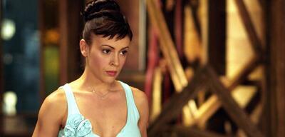 Alyssa Milano in Charmed
