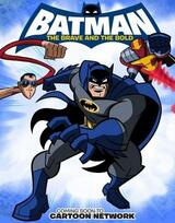 Batman: The Brave and the Bold - Poster