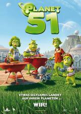 Planet 51 - Poster