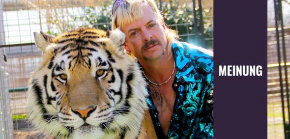 Joe Exotic, der Tiger King