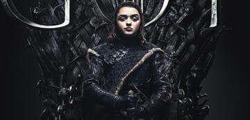 Arya auf dem Eisernen Thron?