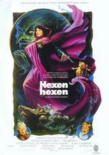 Hexen hexen - Poster