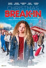 Christmas Break-In - Poster