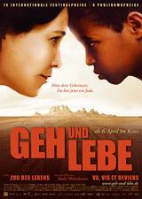 Geh und Lebe - Poster