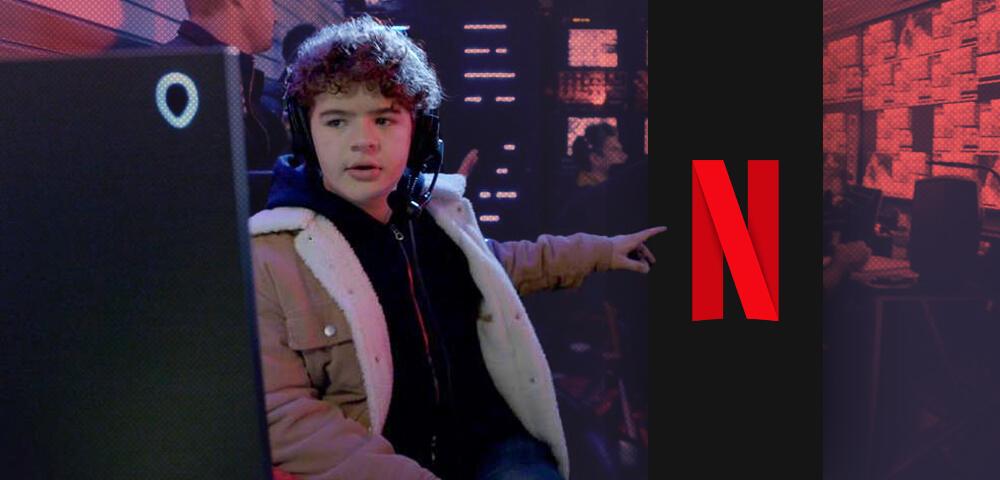 Umstrittene Netflix-Serie: Stranger Things-Star schickt Opfer auf Horrortrip