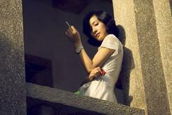 """Wan Qian in """"Paradise in Service"""""""