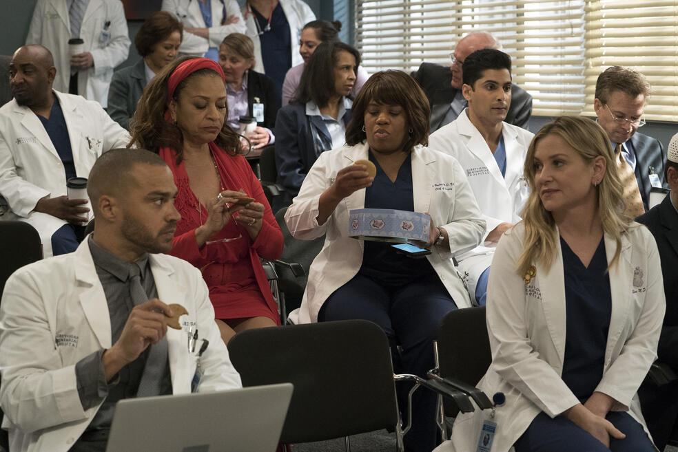 Greys Anatomy Staffel 14 Trailer