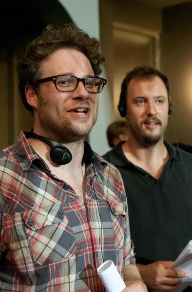 Das ist das Ende mit Seth Rogen und Evan Goldberg