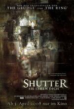 Shutter - Sie sehen dich Poster