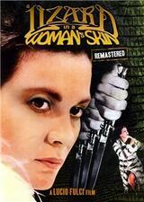 A Lizard in a Woman's Skin - Poster
