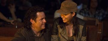 The Walking Dead: Eugene und Rosita