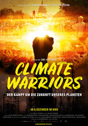 Climate Warriors Poster