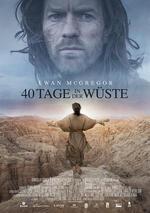 40 Tage in der Wüste Poster