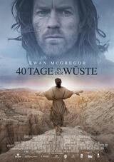 40 Tage in der Wüste - Poster