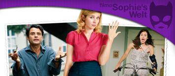 Bild zu:  Nora Tschirner als Botschafterin des sexistischen Films?