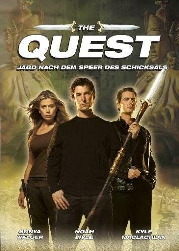 The Quest - Jagd Nach Dem Speer Des Schicksals