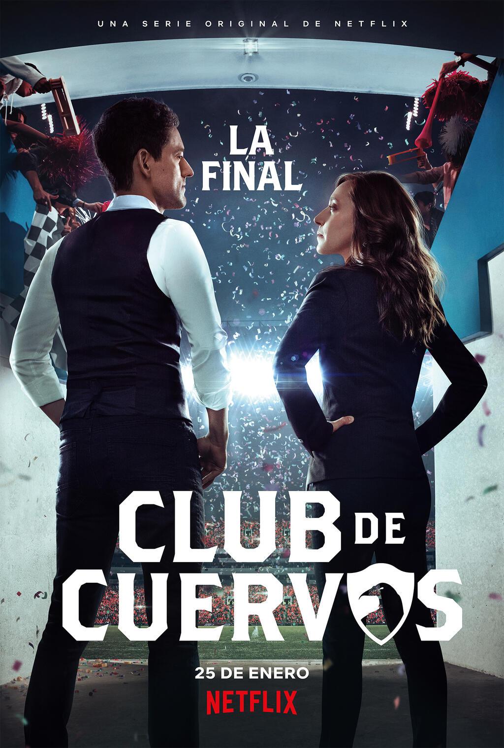 Club de Cuervos - Staffel 4