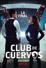 Club de Cuervos - Staffel 4 - Poster