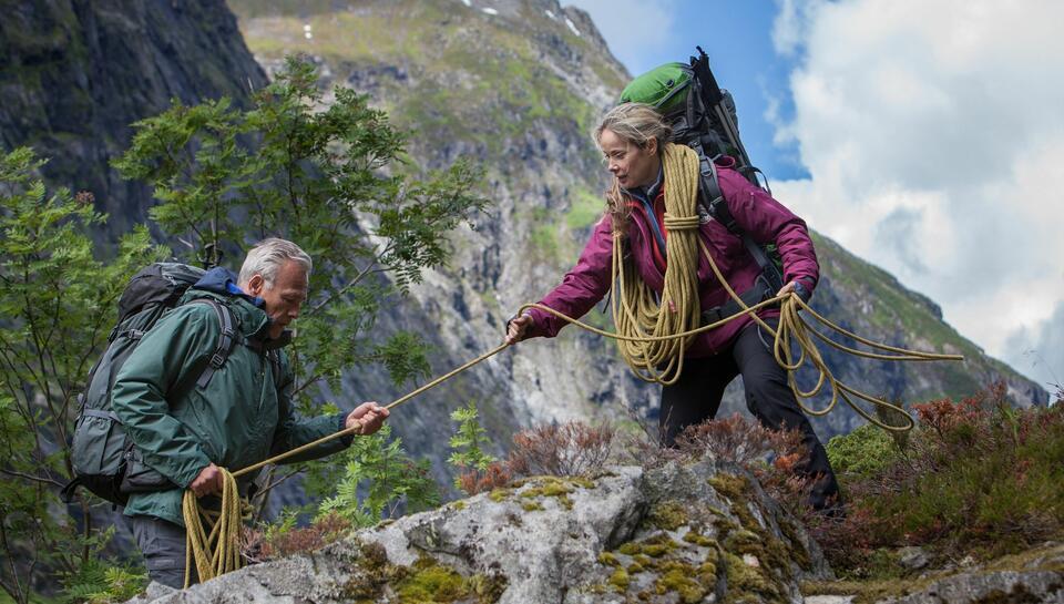 Das Alter der Erde mit Klaus J. Behrendt und Ann-Kathrin Kramer