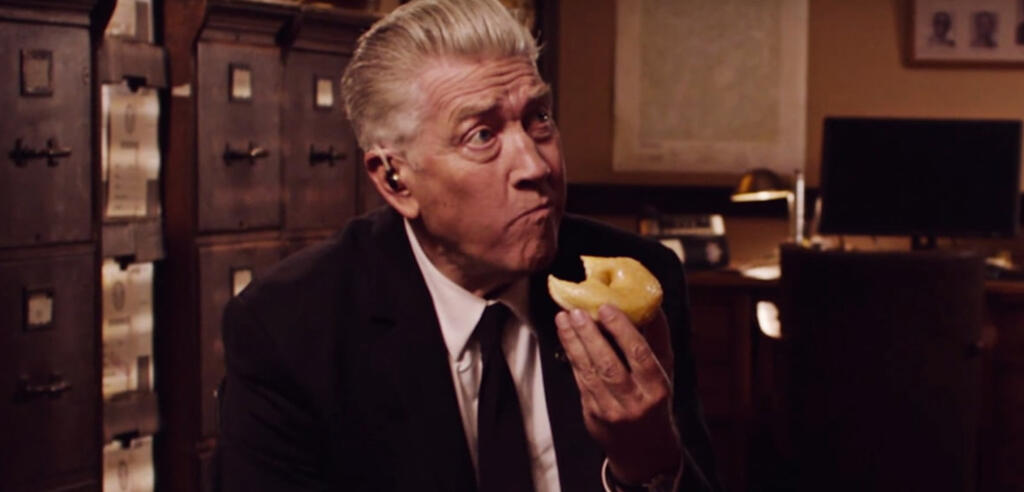 David Lynch als Gordon Cole in Twin Peaks: The Return