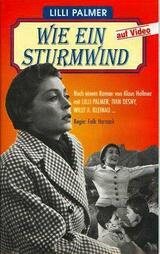 Wie ein Sturmwind - Poster