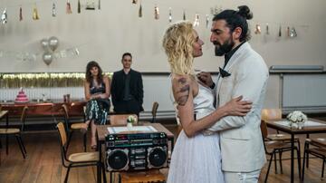 Numan Açar und Diane Kruger in Aus dem Nichts