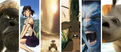 Der Mensch: Das Monster im Animationsfilm